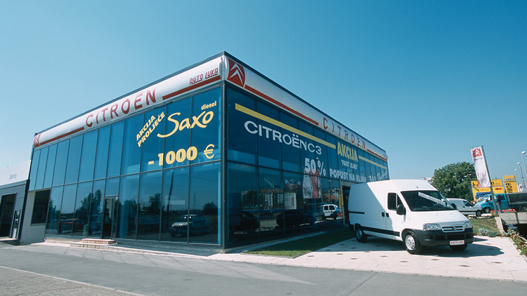 Citroën Select dealer
